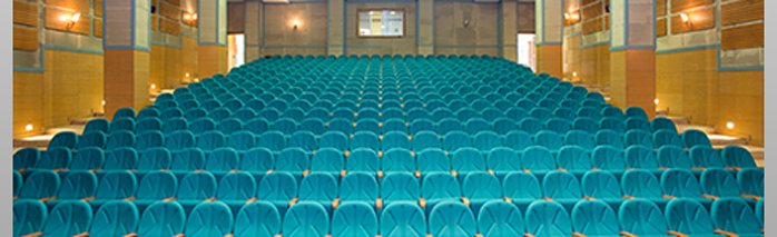 Sakip Sabanci ISOV Conference Hall